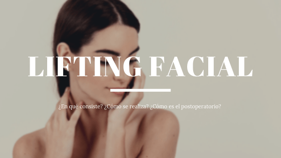 Lifting facial en Madrid – ¿Como funciona?