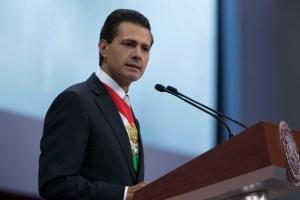 Presidente Enrique Peña Nieto 2 sept 2015