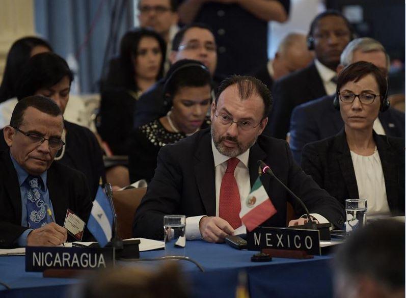 Delcy Rodríguez: Venezuela no reconoce ninguna decisión de la OEA