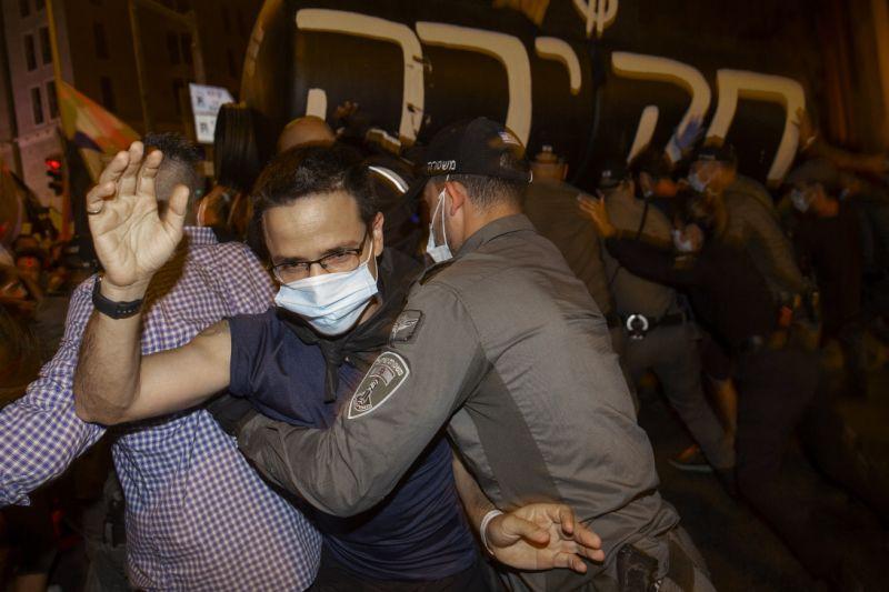 INTERNACIONAL   Israel impone toques de queda nocturnos por el Covid