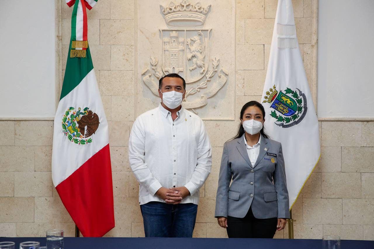 Ayuntamiento de Mérida y Rotary International refuerzan lazos para  beneficio de todas y todos los meridanos | MPV: opinión, ciudadanos, PRI,  PAN, PRD
