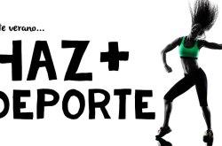'Este verano… Haz + deporte'