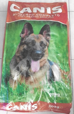 Pienso Adulto CANIS 20 Kg 18,50€