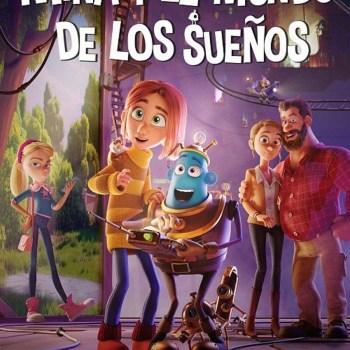 MINA Y EL MUNDO DE LOS SUENOS Multicines Guadalajara
