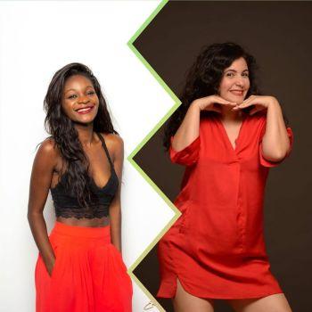 Agosto de Comedia: Dianela Padrón & Asaari Bibang