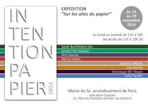 01_FLYER_MAIRIE_V_RECTO_2210 - Artiste Plasticienne Noiseau & Val de Marne 94