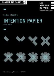 IntentionPapier1 - Artiste Plasticienne Noiseau & Val de Marne 94