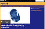 Mirabelle Morah on BBC Rethink Podcast