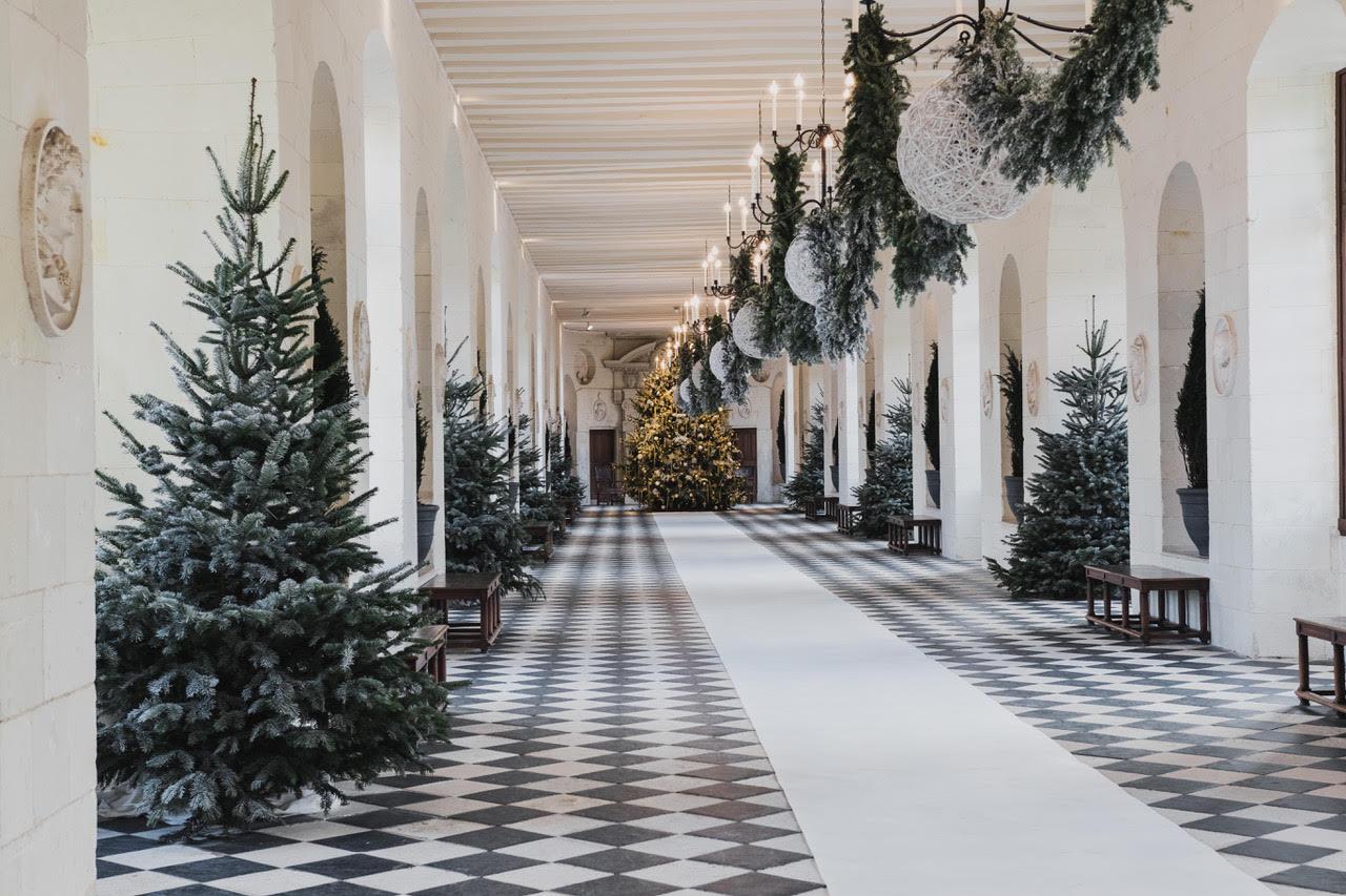 Escapade enchantée au château de Chenonceau / 21 décembre