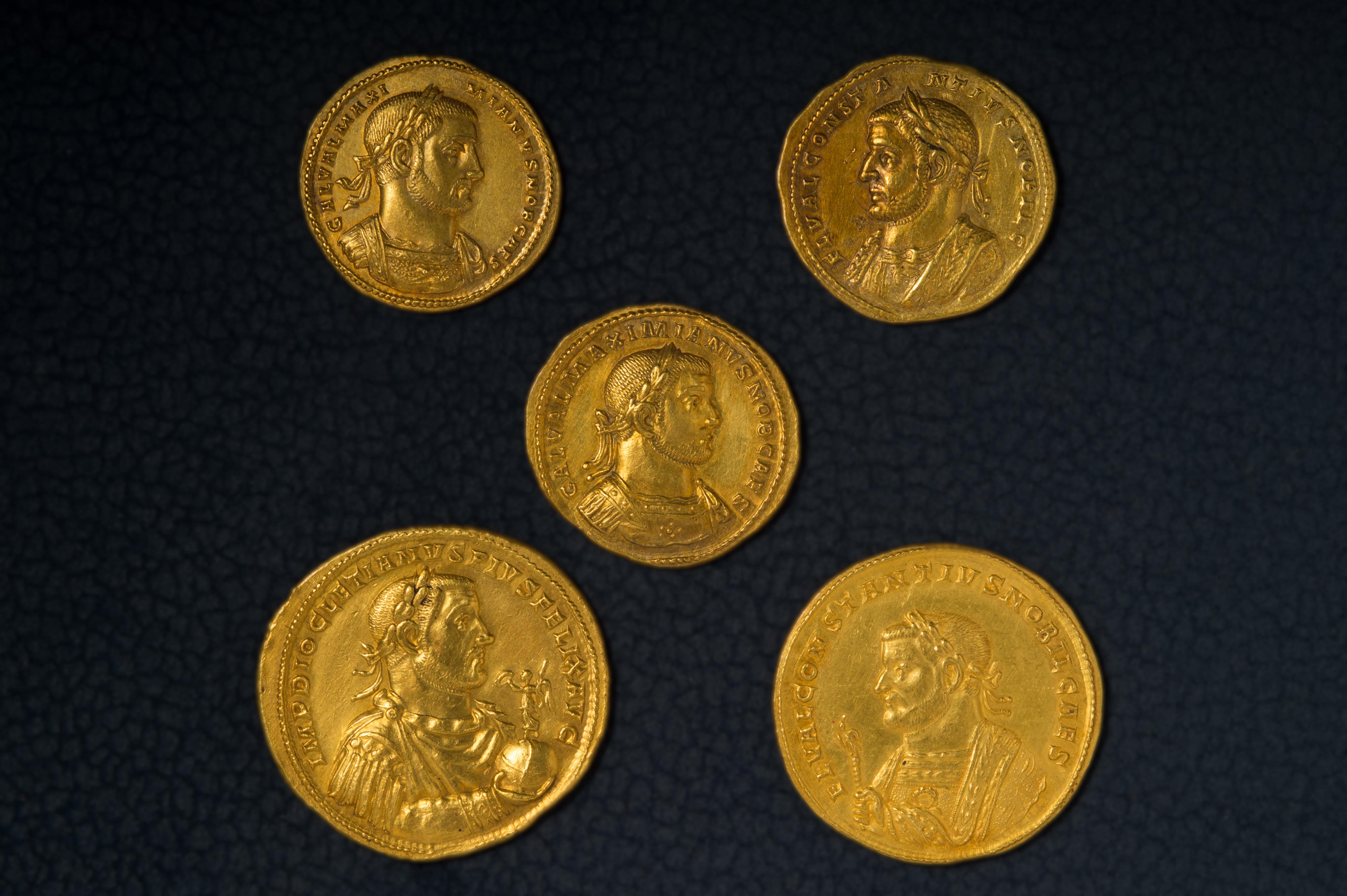 Un merveilleux trésor romain