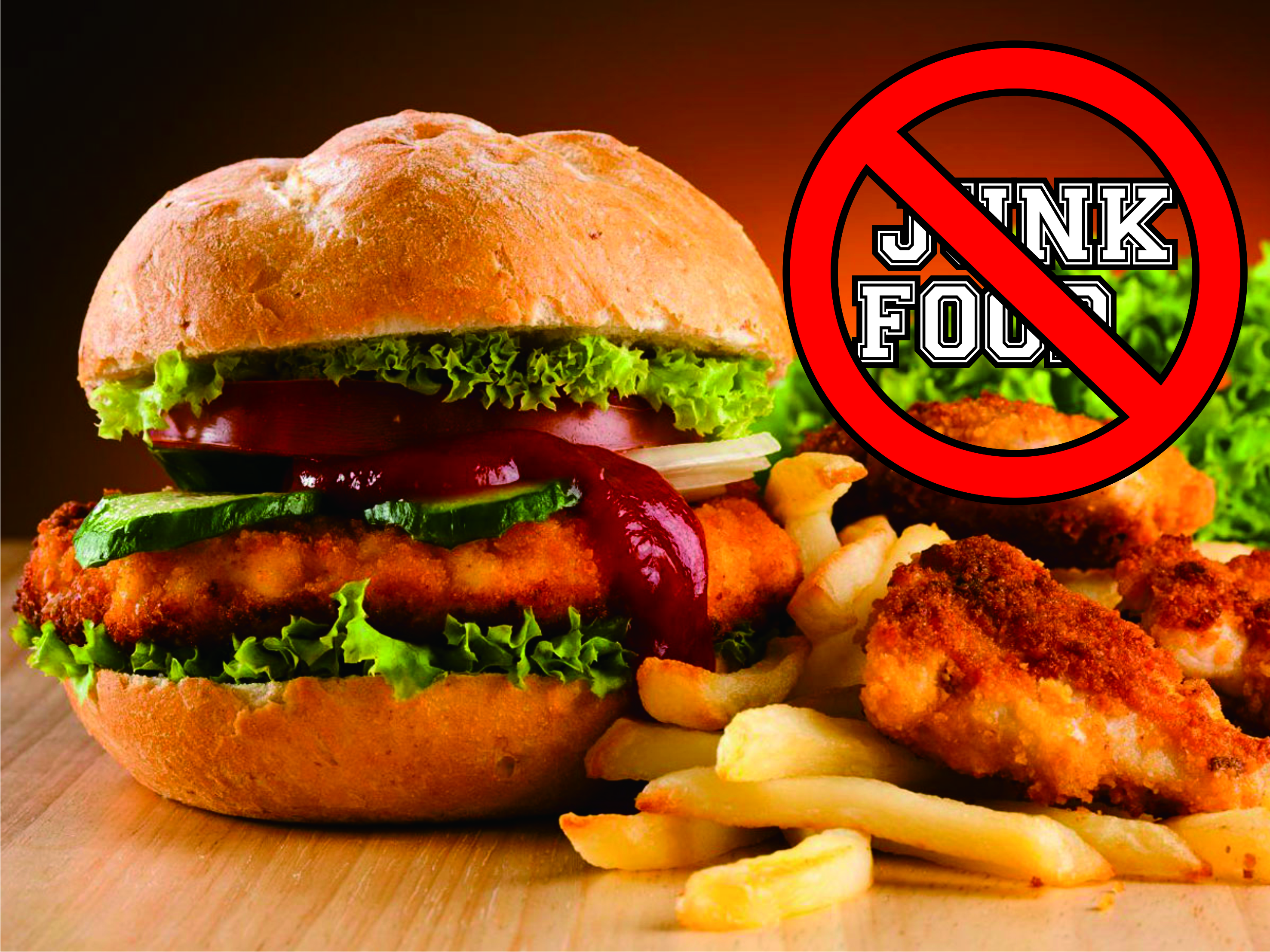 Completely Remove Junk Food From Yourt