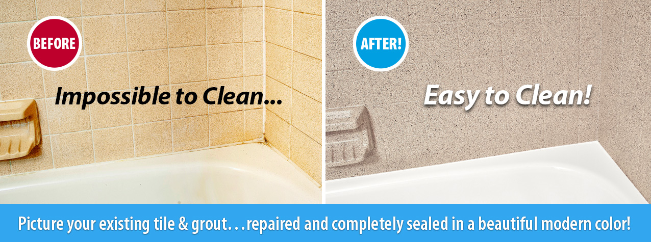 grout cleaning and repair in clearwater