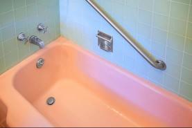 bathroom bathtub reglazing miracle method