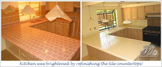 Superieur Paint Tile Countertop Bstcountertops