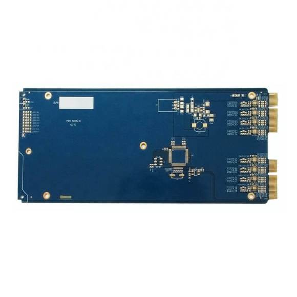 2 layers Immersion Golden finger PCB PCBA Factory-03