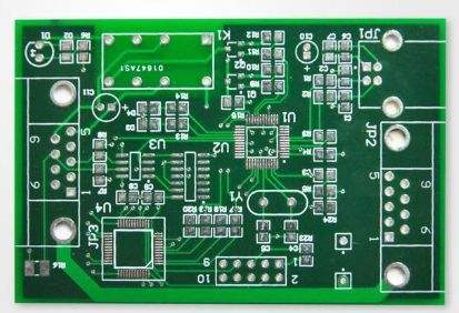 What are the special process holes in making PCB boards