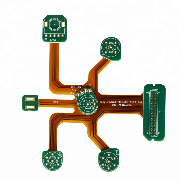 94v0 Rigid Flexible PCB Board Assembly Manufacturer