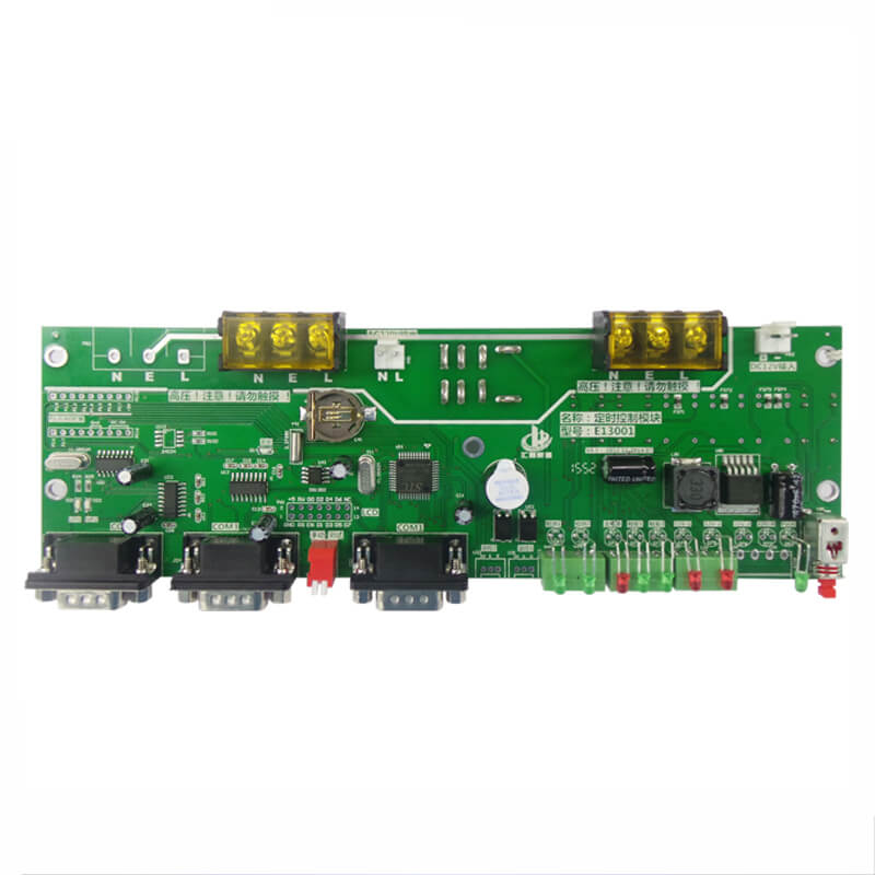 China OEM 6 Layers Control HDI PCBA Board Exporter