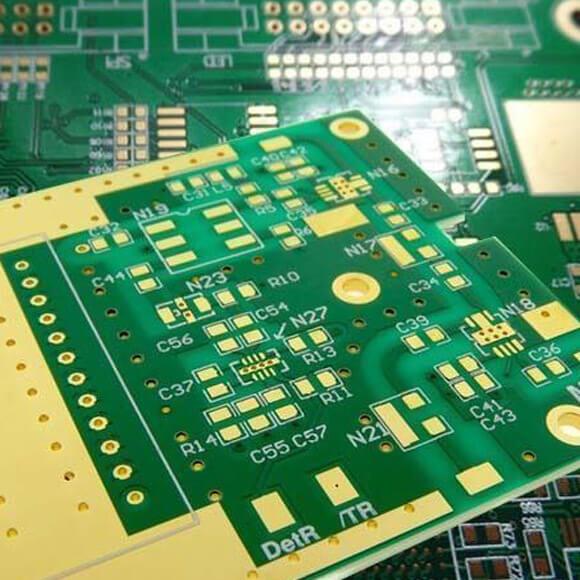 China Rigid Flex PCB Strip Circuit Board Supplier