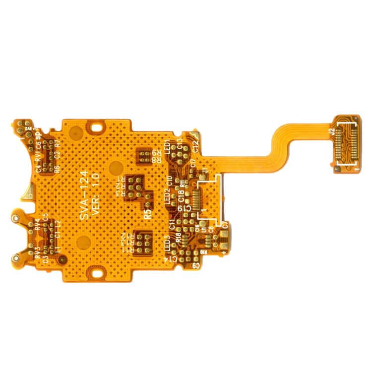 Custom Flex FPC Cable FPC PCB Manufacturer-04