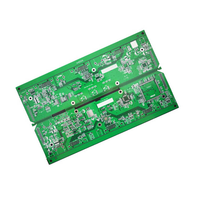Custom Solder Mask Ink Multilayer Double Layer PCB-03