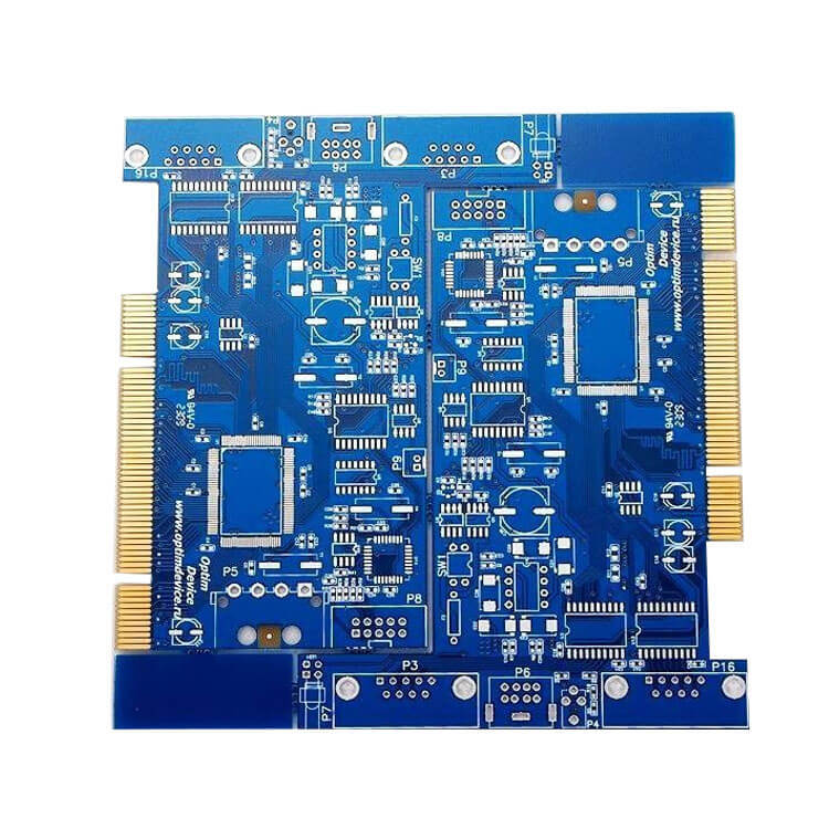 Customized Golden Finger PCB Assembly Manufacturer