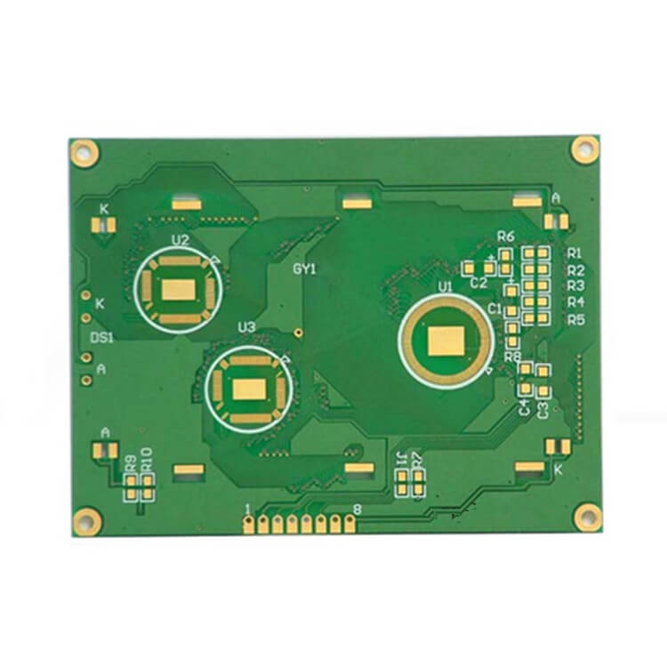 Double Sided Circuit PCB Double Layer 94v0 PCB