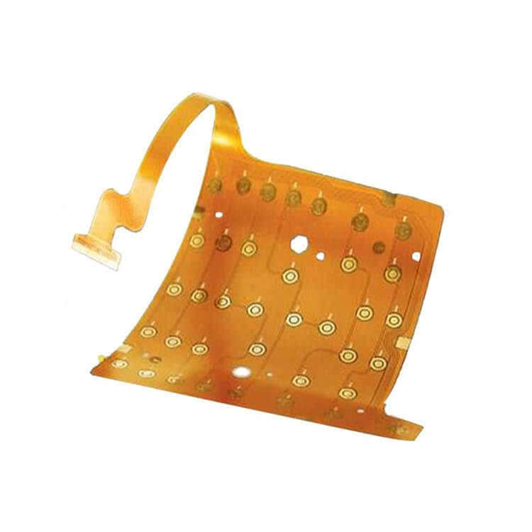Double Sided PCB FFC FPC Flex Circuit PCB Exporter