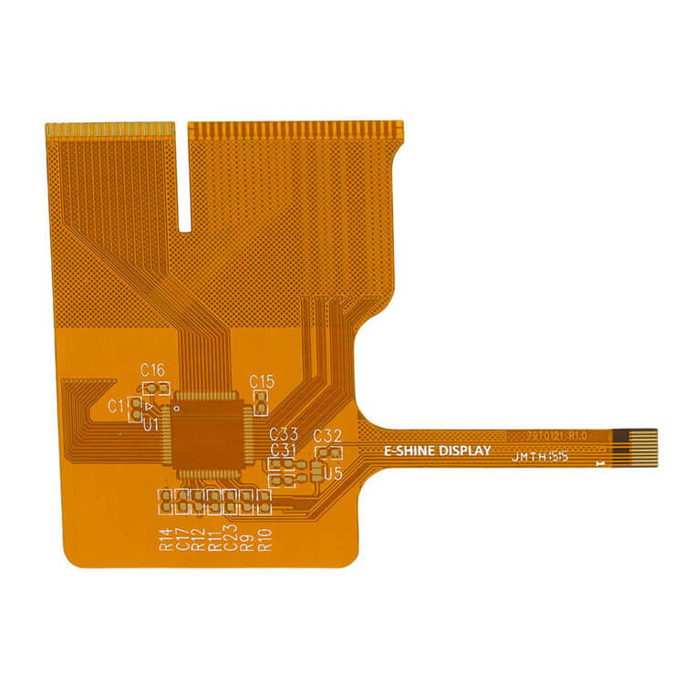 FPC Board Polyimide Material Flexible PCB Manufacturing-01