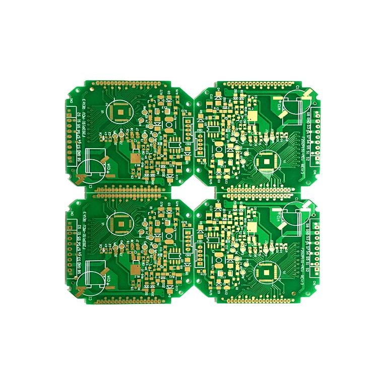FR4 Copper Backplane Multilayer Circuit Board PCB-02