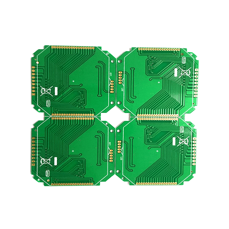 FR4 Multilayer Copper Backplane Circuit Board PCB