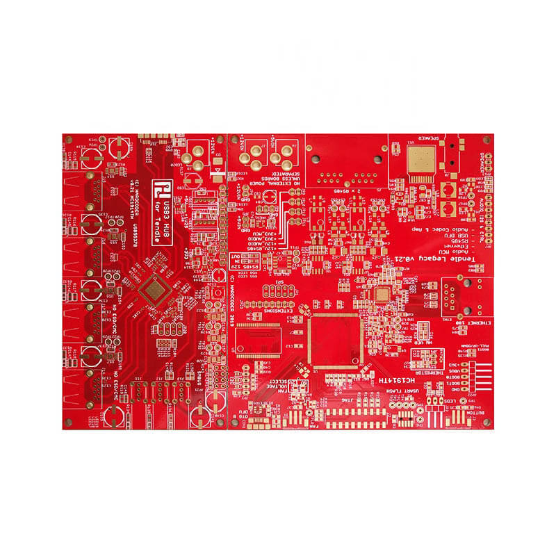High Density Golden Finger PCB OEM Electronic Products Circuit Board-01