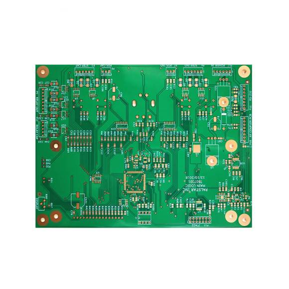 High Density Golden Finger PCB OEM Electronic Products Circuit Board-02