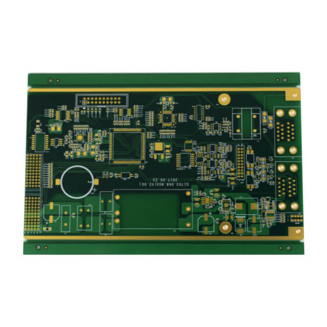 High Density Heavy Copper Board for Electronic Products