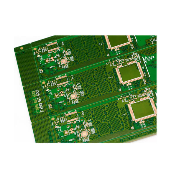 Single Layer board Through Hole Telephone Remote Control PCB