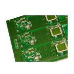 Single Layer board Through Hole Telephone Remote Control PCB