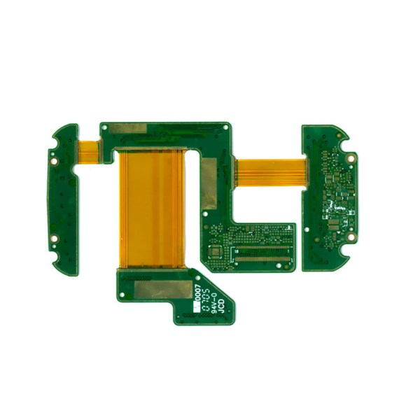 OEM Smart Mobile Phone Rigid Flexible PCB Supplier-01