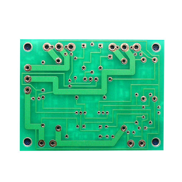 Oversized Board PCB Amplifier Circuit Board Dip PCB Assembly-03