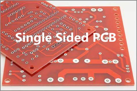 CHINA Single-Sided PCB