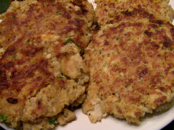Gluten free Salmon Patties by Gluten Free Miracles
