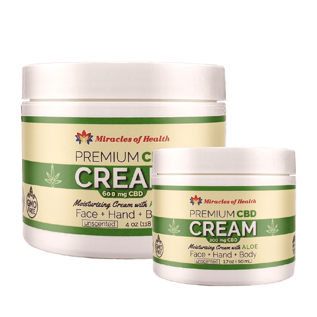 CBD Moisturizing Cream
