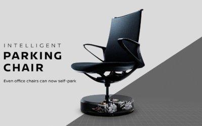 Cadeiras Inteligentes da Nissan