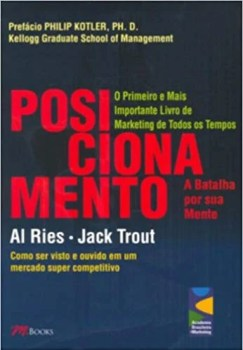 livro posicionamento - marketing