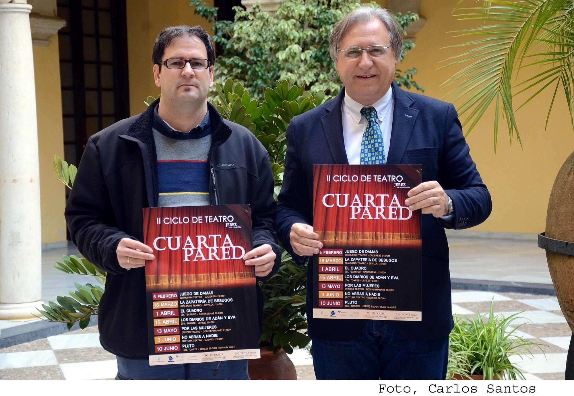Arranca el Ciclo de Teatro Cuarta Pared en la Sala Compañía de Jerez ...