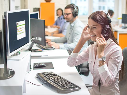 Send sms'er via dit KontaktCenter med Miralix SMS Gateway og giv nemt kollegaer besked om ubesvarede opkald m.m.
