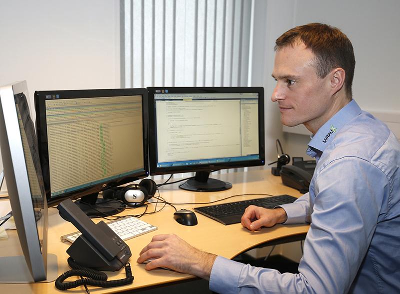 Brug CRM og ERP integration med din Miralix kontaktcenter-løsning