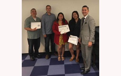 Scholarship Awards Announced