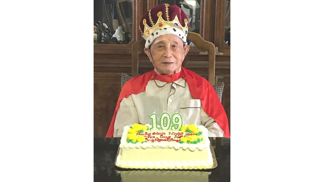 Help Khen Ngo Celebrate Centenarian's Day!
