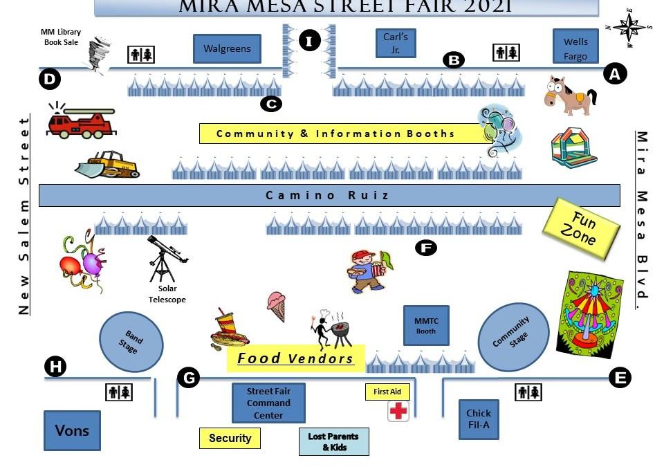 Mira Mesa Street Fair Applications Online