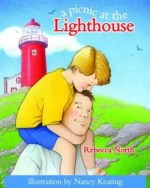 A Picnic at the Lighthouse by Rebecca North